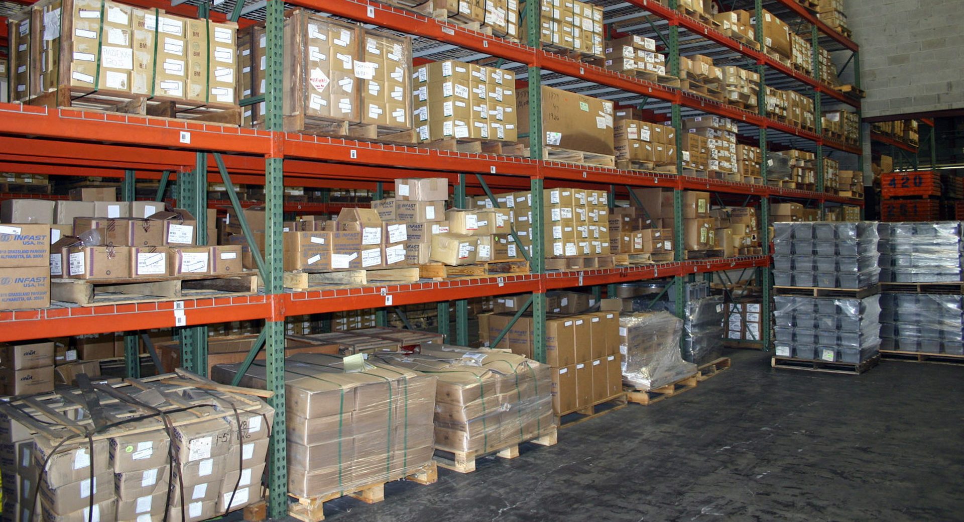Storage (Warehousing)